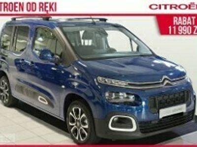 używany Citroën Berlingo II M SHINE 130Km !! Navi !! Kamera !! Podgrzewane Fotele !!