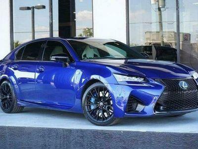 używany Lexus GS F GSBLUE 2020 8 CYLINDER BENZ. 477KM 6972KM IV (2012-)
