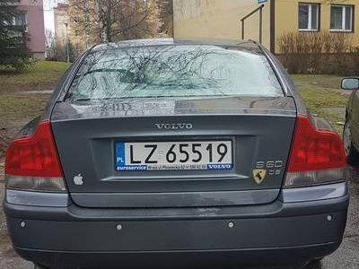 używany Volvo S60 D5 163KM PRYWATNIE