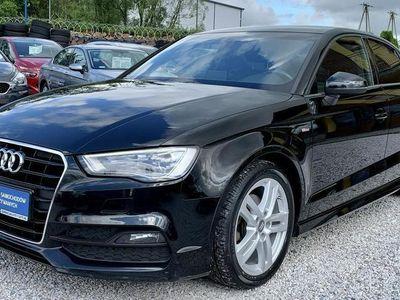 używany Audi A3 Sedan,2xS-line,B&O,Serwis,Gwarancja 8V (2012-)