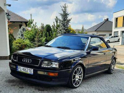 używany Audi S2 b4 cabrio, wersja