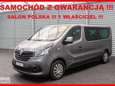 używany Renault Trafic III L2H1 PASSENGER 9 OSÓB + 100% SERWIS + Salon PL + 1 Właściciel !!!