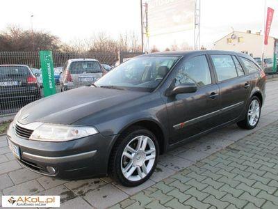 używany Renault Laguna 1.9dm 120KM 2004r. 152 963km