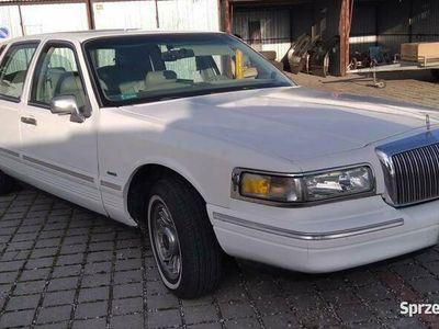 używany Lincoln Town Car Wspaniały stan, opłacony, sprawny 100% KRK
