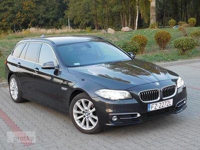 używany BMW 520 SERIA 5Zarejestrowany - serwis - przebieg 113.000 - 150 KM - model F11