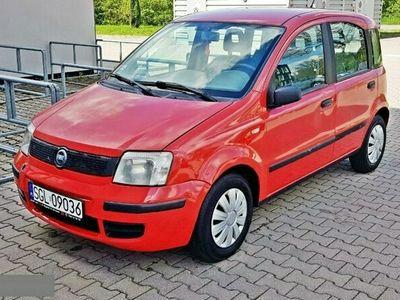używany Fiat Panda 1.1dm 54KM 2003r. 243 000km