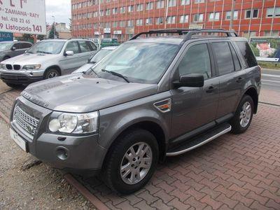 używany Land Rover Freelander 2.2dm 2008r. 199 000km