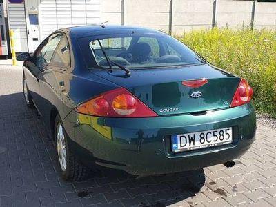 używany Ford Cougar V6