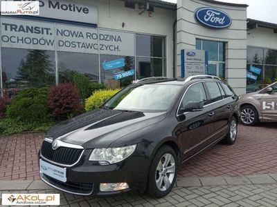 used Skoda Superb 2dm 200KM 2012r. 183 000km