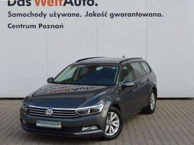 używany VW Passat 2dm 150KM 2016r. 151 617km