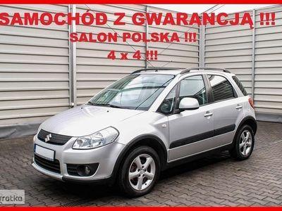 używany Suzuki SX4 I 4x4 + Salon POLSKA + Klimatyzacja + Elektryka !!!