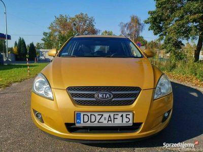 używany Kia cee'd Benzyna Bogata opcja I (2006-2012)