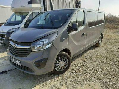 używany Opel Vivaro Vivaro Brutto,1.6 CDTI E6 2.9t L2H1 Edition II (2014-)