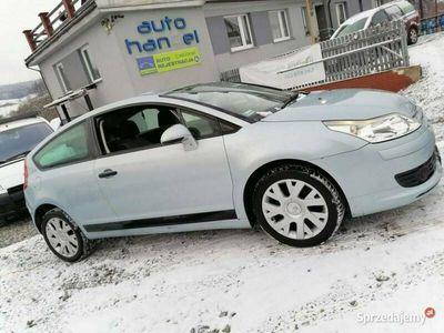używany Citroën C4 C4 I 2 kpl kół, 1,4 benzyna, zarejestrowany, nowy rozrząd