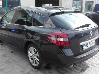 used Renault Laguna 2dm3 130KM 2015r. 172 660km ABS
