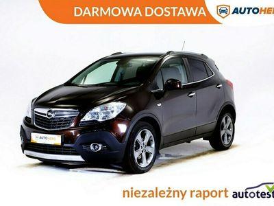 używany Opel Mokka DARMOWA DOSTAWA, PDC, Klimatyzacja auto, Bluetooth, Serwis ASO x(2013-)