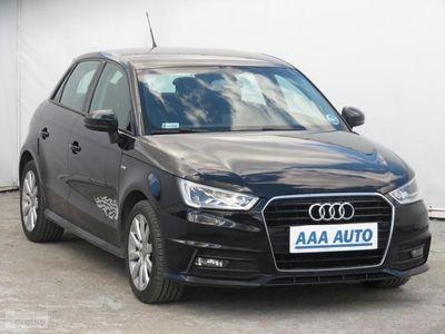 używany Audi A1 I (8X) Salon Polska, 1. Właściciel, Xenon, Bi-Xenon, Klimatronic,
