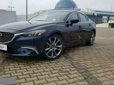 używany Mazda 6 2.5dm 192KM 2017r. 78 000km