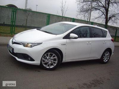 used Toyota Auris II bogata wersja - idealny stan - opłacona