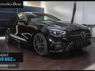 używany Mercedes 220 Klasa E 2.04MATIC (194KM) | AMG + Panorama + MULTIBEAM LED + Burmester
