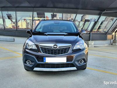 używany Opel Mokka 1.4 T COSMO 140KM Benzyna Pierwszy Wł. Salon PL