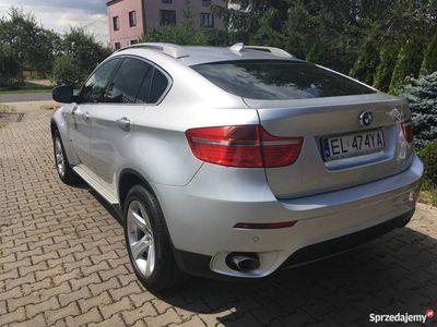używany BMW X6 4.0D X DRIVE SALON POLSKA STAN IDEALNY