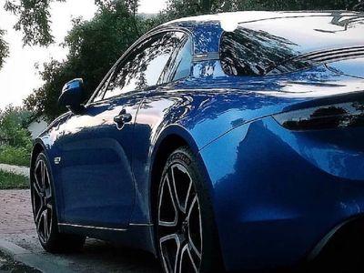 używany Renault Alpine A110