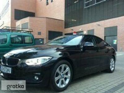 używany BMW 420 SERIA 4 I (F36)Automat,190KM,sport.siedzenia,kierownica,zawieszenie,Navi,Gwaran