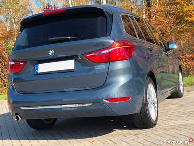 używany BMW 216 Gran Tourer d LUXURY LINE Skóra Navi Panorama Serwis