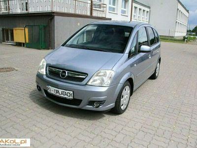 używany Opel Meriva 1.6dm 105KM 2008r. 154 000km