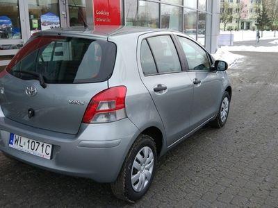 używany Toyota Yaris 1.0 Luna Benzyna, 2011 r.