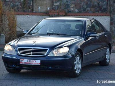 używany Mercedes S320