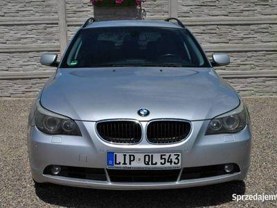 używany BMW 525 E60 2.5 177KM