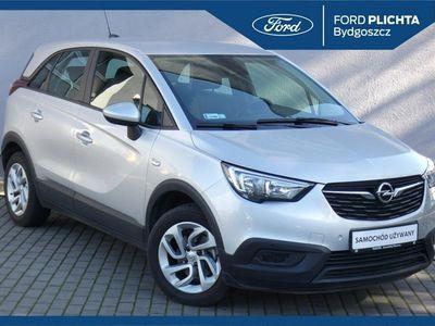 używany Opel Crossland X 1.2dm 110KM 2017r. 13 200km