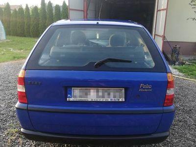 używany Fiat Palio Weekend 2003r GAZ!!