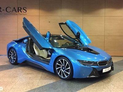 używany BMW i8