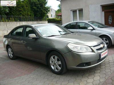 gebraucht Chevrolet Epica 2dm3 143KM 2006r. 150 000km GAZ