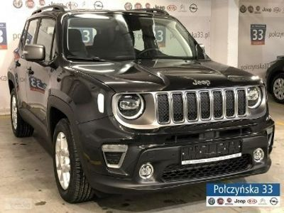 używany Jeep Renegade 1.3dm 150KM 2020r. 2km