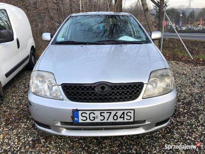 używany Toyota Corolla IX 1.6 benzyna-POLECAM!!!!, Ruda Śląska