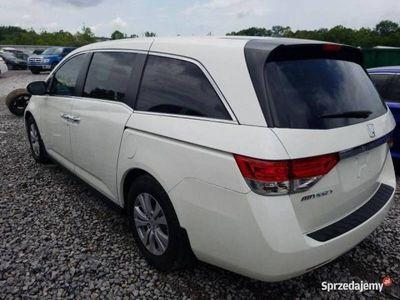 używany Honda Odyssey OdysseyEX-L 3.5 V6 benz. 248KM autom. 7 osob. 2016 IV (2010-)