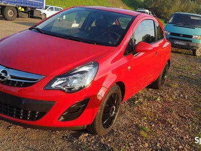 używany Opel Corsa 1,4 benzyna 2014r