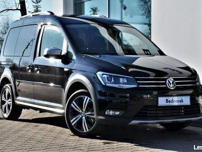 używany VW Caddy Alltrack 2.0 TDI 150 KM DSG - PR2020