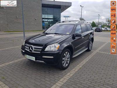 używany Mercedes GL500 5.5dm3 387KM 2011r. 170 000km GL 550 V8 387 KM,FULL OPCJA,NAVI ,LED,XENON,7 OSOBOWY,LIFT