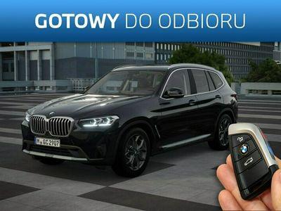 używany BMW X3 2dm 184KM 2021r. 5km