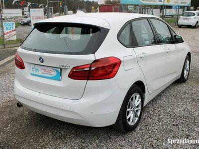 używany BMW 218 2dm 150KM 2018r. 128 000km