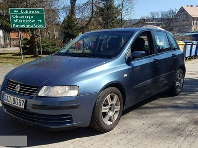 używany Fiat Stilo 1.5dm3 2003r. 165 000km Bezwypadkowy Opłacony 58 407 Chełmsko Śląskie
