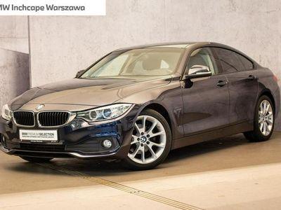 używany BMW 420 Gran Coupé 420 d 190KM | System nawigacji Business Podgrzewane Fotele