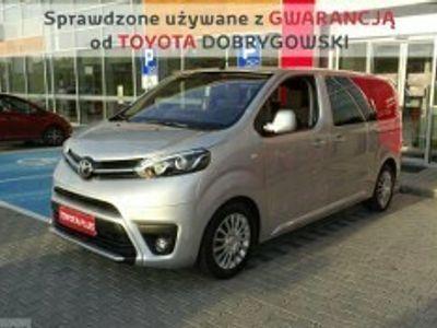 używany Toyota Proace 2.0 D4-D Medium Business 8 Aut+VISION+CLIM1+2DR Oferta Dealera !