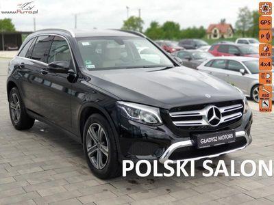 używany Mercedes GLC220 2.2dm 170KM 2018r. 28 000km