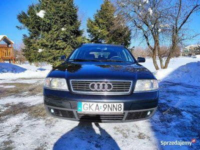 używany Audi A6 Avant 1.8T 150KM LPG